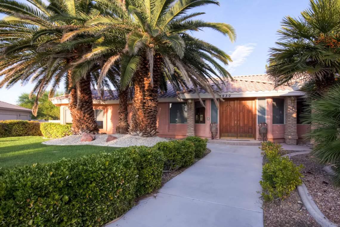 4530 N Cimarron Road Las Vegas-large-003-1-Exterior Front Entry-1500x1000-72dpi